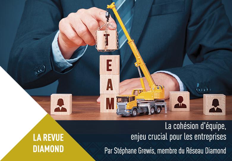 Description de La cohésion d'équipe, un enjeu crucial pour les entreprises