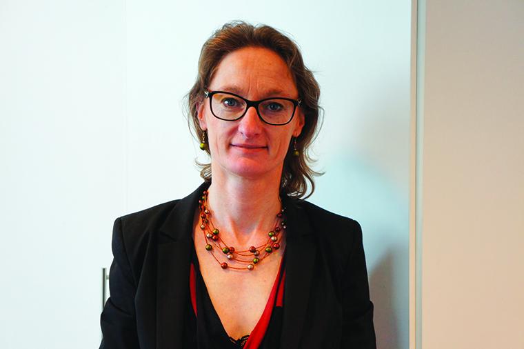 Description de Audrey Pérocheau : « Il faut que la personne s'épanouisse et que l'entreprise y trouve son compte »