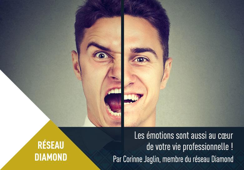 Description de « Les émotions sont aussi au cœur de votre vie professionnelle ! »