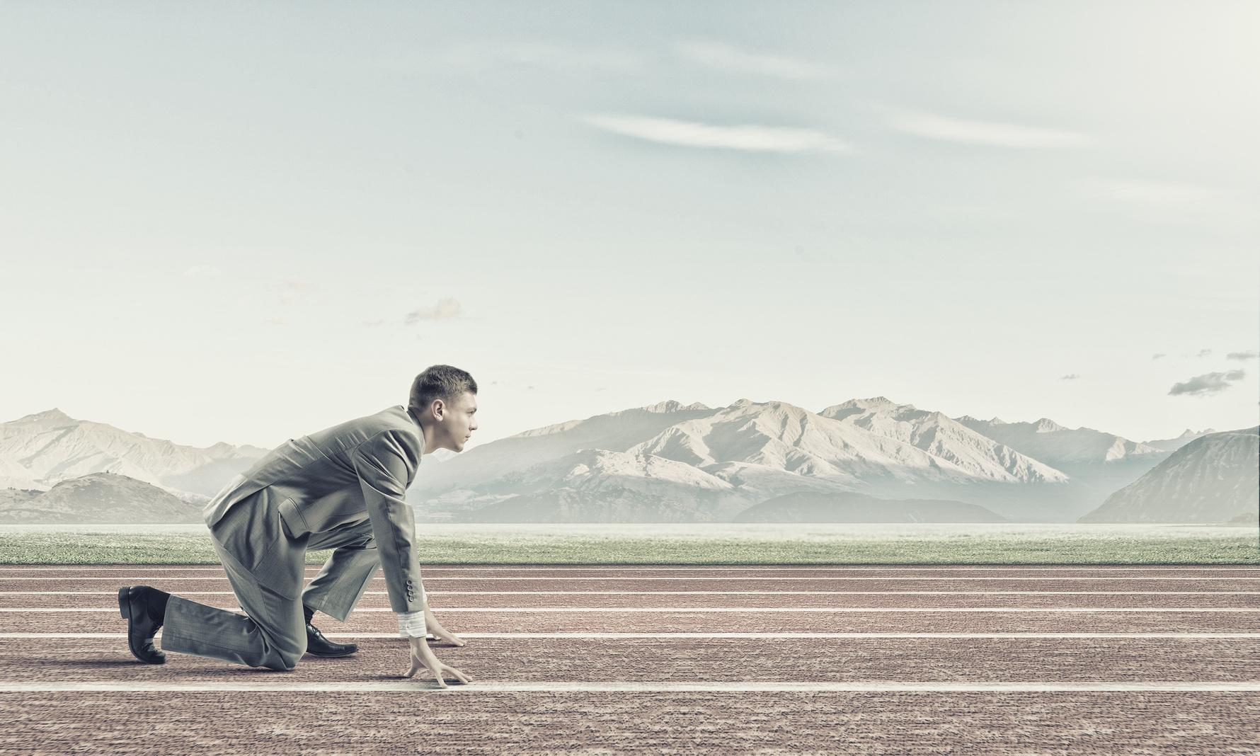 Description de Sport et entreprise, deux univers où la connaissance de l'humain reste primordiale