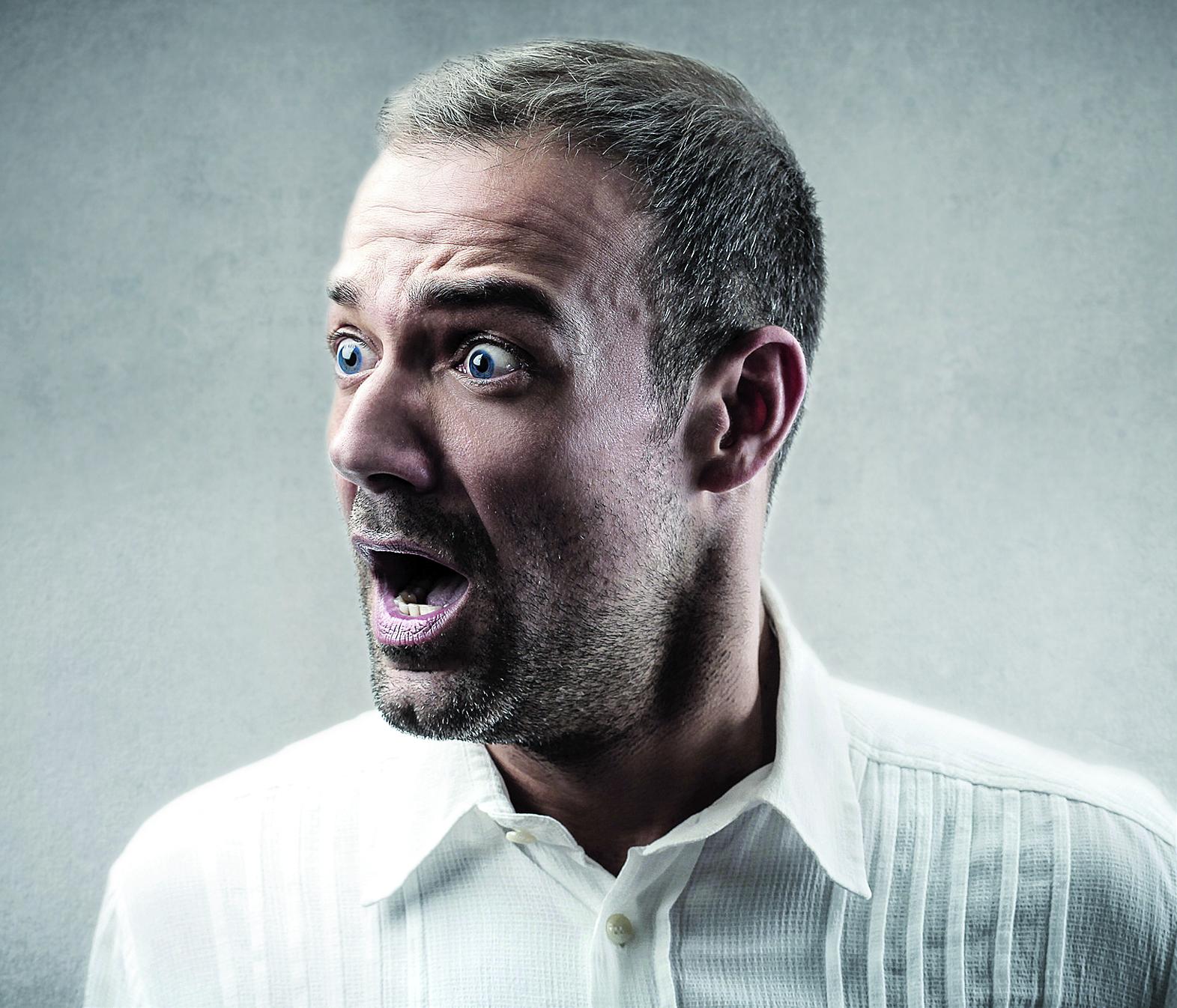 Description de Infographie : Le stress des chefs d'entreprise