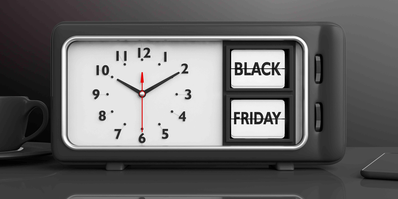 Description de Black Friday : Arrêtons de vendre plus. Vendons mieux